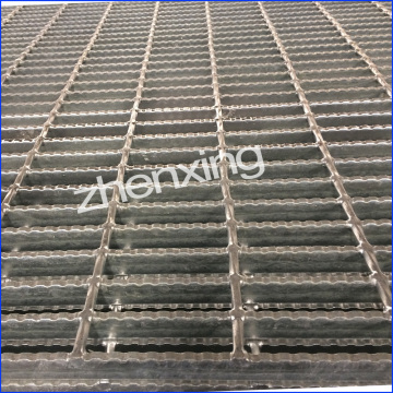Serrated Steel Bar Grating