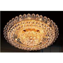 Modern LED Crystal Chandelier Pendant Lamp Ceiling Light Fixtures