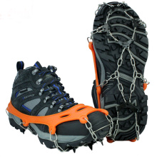 Tragbare 12-Teeth Camping Climb Eis Crampon Ice Walking Cleat