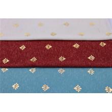 Tecidos de malha de malha de algodão spandex saudáveis