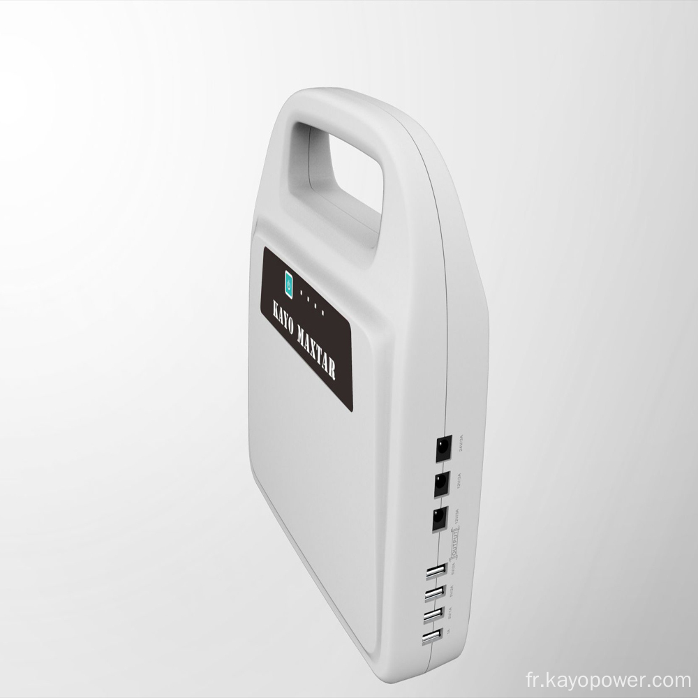 Digital alimentation chargeur portable commutation K9