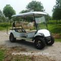 Kaufen Sie einen 6-Sitzer gasbetriebenen Golfwagen zum Verkauf