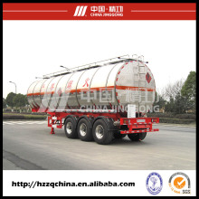 Chemical Liquid Tank, Best Tank Semi-Trailer for Sale