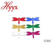 HYYX Decorative Different Sizes nuevas lentejuelas de moda