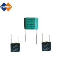 5.5 в 4ф радиальный супер конденсатор
