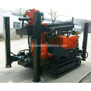 Crawler+Mounted+Water+Well+Drilling+Rig