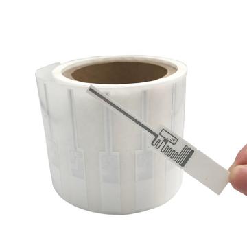 Etiquetas antirrobo UHF RFID imprimibles Etiqueta de joyería RFID
