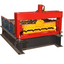 Crimping Curving Roll Forming Machine