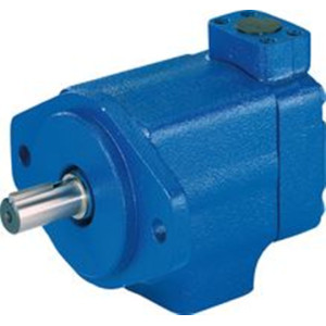 Good Efficiency Hydraulic Fixed Displacement Vane Pumps