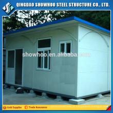 Design de casas pré-fabricadas para casa minúscula com bom preço