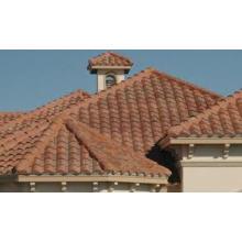 Высококачественная плитка из глины Roman Roof