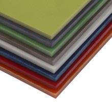 Laminado de vidrio epoxi de alta calidad para aletas de tabla de surf