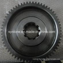 OEM Carbon Steel Industrial Ring Gear