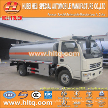 DONGFENG 4X2 pequeño camión cisterna de petróleo 8000L precio barato hecho en China