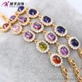 73935- Xuping Jewelry Hight qualité généreuse femme Bracelet avec plaqué or 18 carats