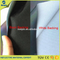Tejido elástico / tela reflexivo suave a prueba de agua del alto arco iris