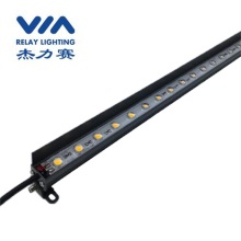 12w outdoor facade linear wall washer lighting