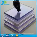Hot sale factory directement bayer en polycarbonate en plastique pc solide twinwall 8mm pc sheet