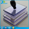 Hot sale factory directly bayer polycarbonate plastic pc solid twinwall 8mm pc sheet
