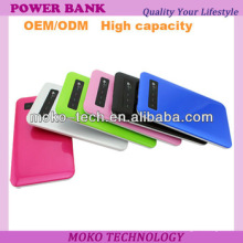 LED Touch Screen 5000mah Power Bank para Samsung Galaxy Tab