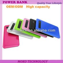 Banque de puissance de l'écran tactile LED 5000mah pour Samsung Galaxy Tab