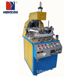 Three sides plastic blister folding packaging machine