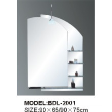 5mm Thickness Silver Glass Bathroom Mirror (BDL-2001)