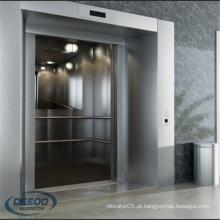 Elevador pequeno vertical da construção de casa do elevador dos apartamentos modernos residenciais do passageiro
