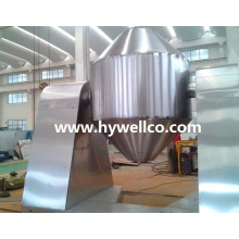 Rotating Conical Vacuum Dryer