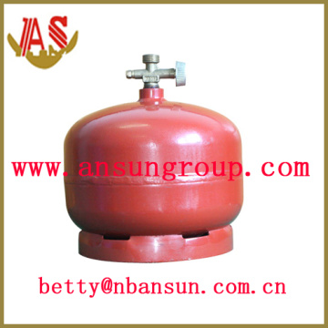 2KGC Outside Gas Cylinder