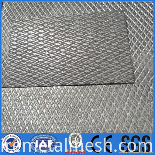 small light aluminum sheet