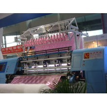 Multi Needle Quilting Machine Garment Machinery
