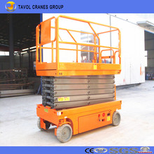 China Full Auto Hydraulic Self-Propelled Scissor Lift