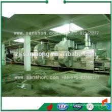 belt type drying machine