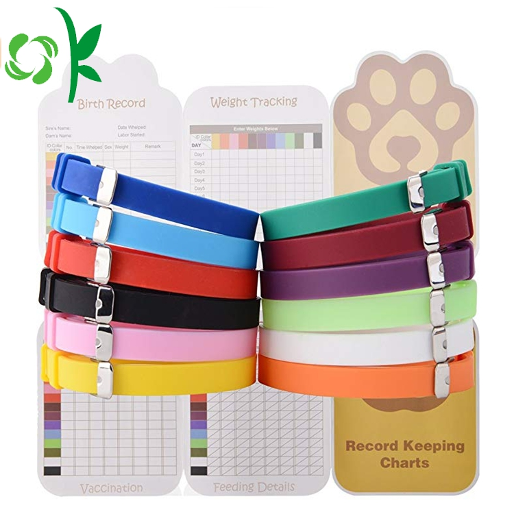 Silicone Cat Collars