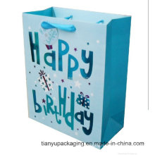 Custom Embossed Strong Style Color Paper Bag Newest Paper Bag