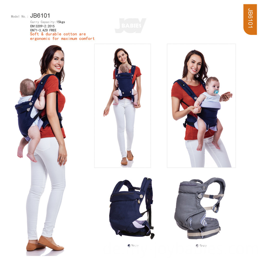 Simple Breathable Toddler Carrier For Dad
