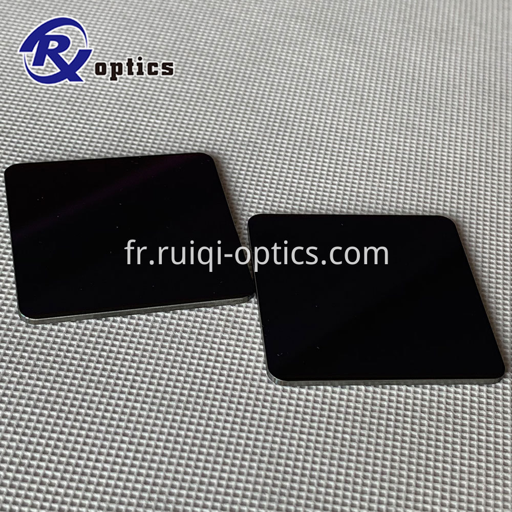 Germanium Meniscus AR Coating Lens