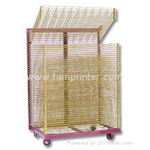 TM-50dg Thousand Layer Screen Printing Drying Racks