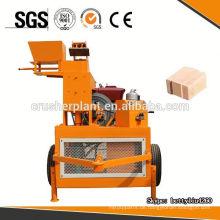 WT1-20 Lehmziegelmaschine für Lehm