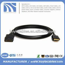 Premium HDMI Stecker auf HDMI Buchse Verlängerungskabel