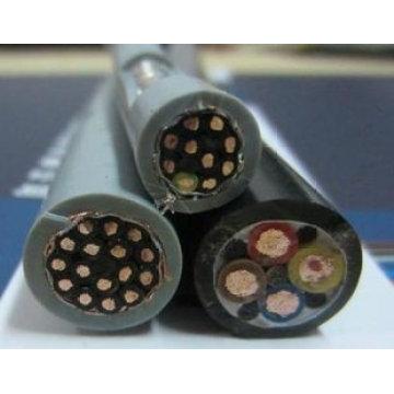 PVC-isolierte feuerbeständige Kabel