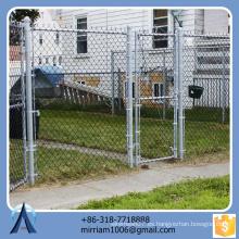 Conveniente Chain Link Fence Rolls para la venta