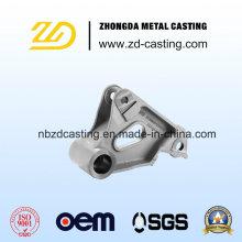 Usinage CNC avec aluminium par fonderie pour pièces