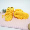 Обувь для вязания крючком Inner Villi ручной работы