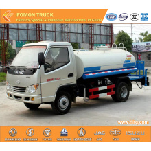 T·KNG water sprinkler truck euro2 3500L for sale