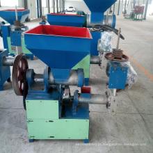 Máquina plástica da retalhadora da garrafa Waste para unidades de recicl