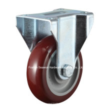 Caster Middle Dever Rigid Polyurethane Caster