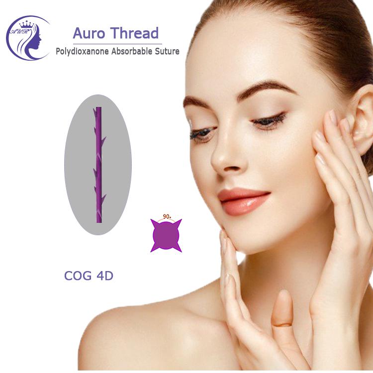 Collagen pdo thread lift korea cog 4d China Manufacturer