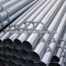 HEBEI HAIHAO GROUP 1/2 INCH-16INCH GI Steel Pipe / Tube SUPPLIER